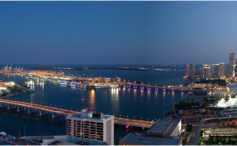 6. View Port of Miami